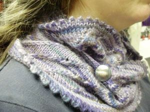 February Cowl of the Month
